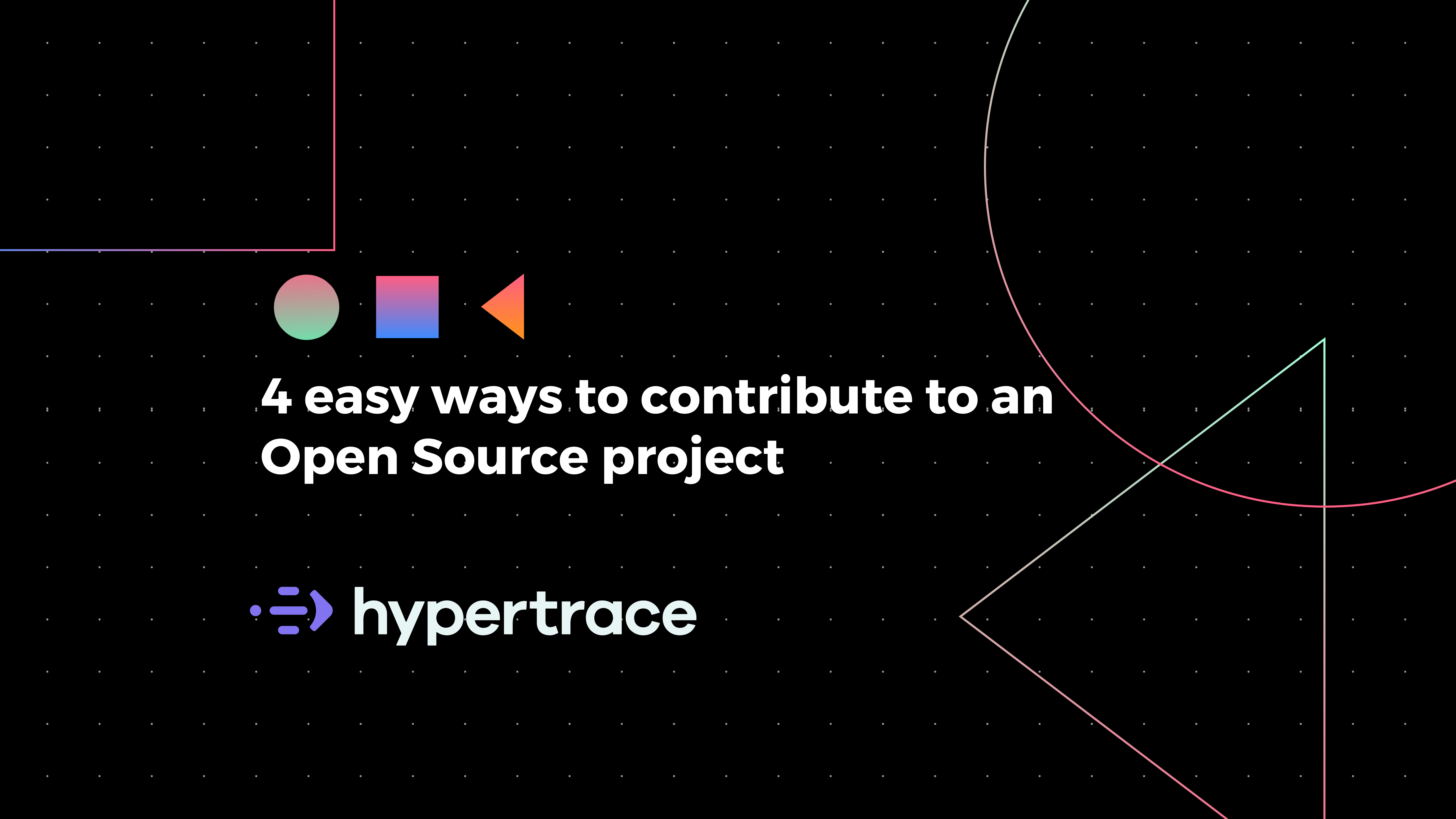 4 Easy Ways to Contribute to an Open Source Project